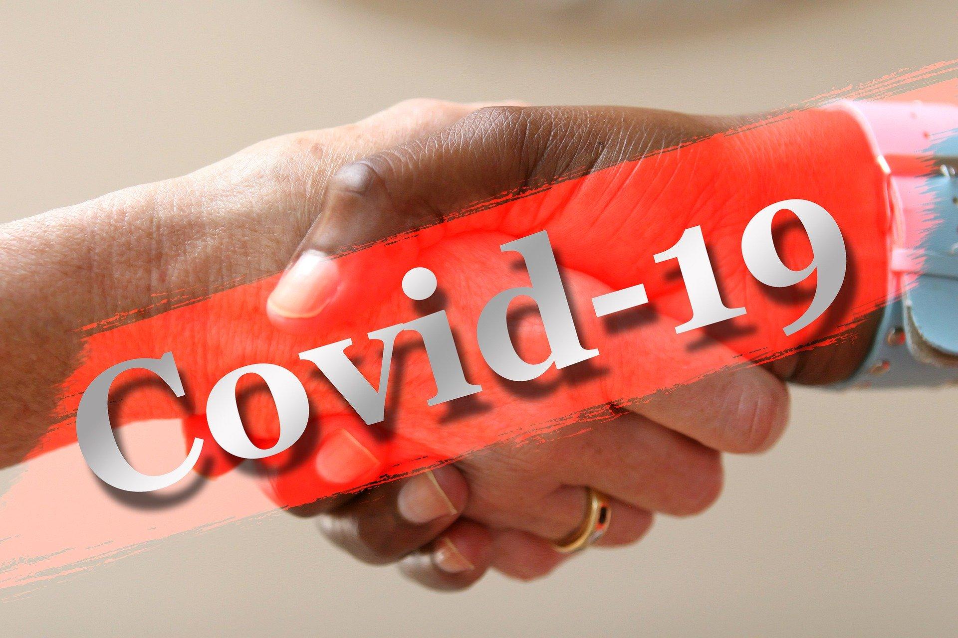 Verhaltenshinweis zum Schutz vor Coronavirus
